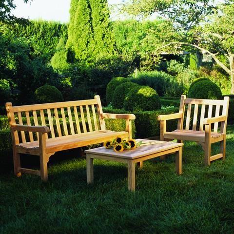 Kingsley-Bate - St. George Garden Arm Chair - SG25