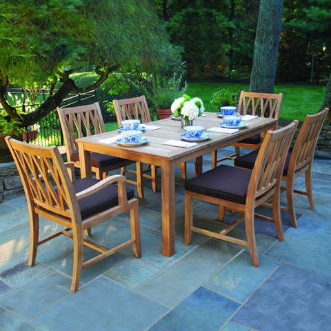 Kingsley-Bate - Somerset Dining Side Chair - SR14