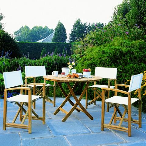 Kingsley-Bate - Newport Folding Table - NW42