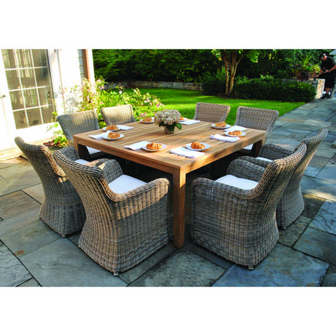 Kingsley-Bate - Wainscott Square Dining Table - WS42