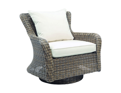 Image of Sag Harbor Swivel Rocker