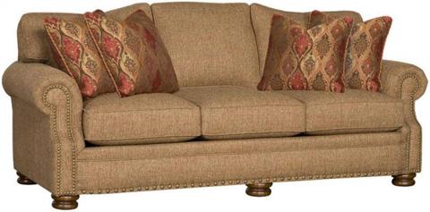 King Hickory - Easton Fabric Sofa - 1600