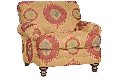 King Hickory - Amanda Fabric Chair - 5651