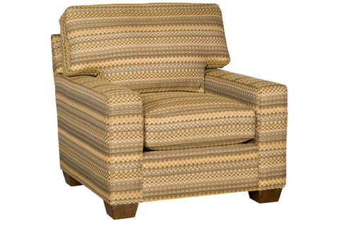 King Hickory - Winston Fabric Chair - 7401