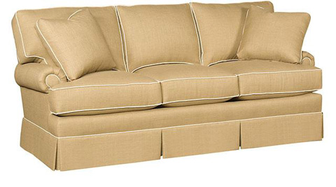 King Hickory - Kelly Leather Sofa - 1200