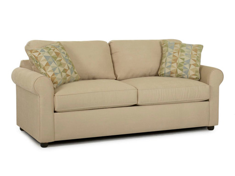 Klaussner Home Furnishings - Brighton Sofa - 24900 S