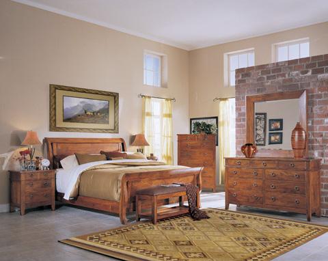 Klaussner Home Furnishings - Nightstand - 340-670 NSTD