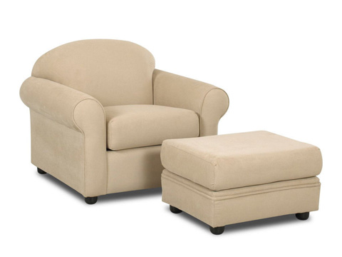 Klaussner Home Furnishings - Possibilities Chair - 500 C