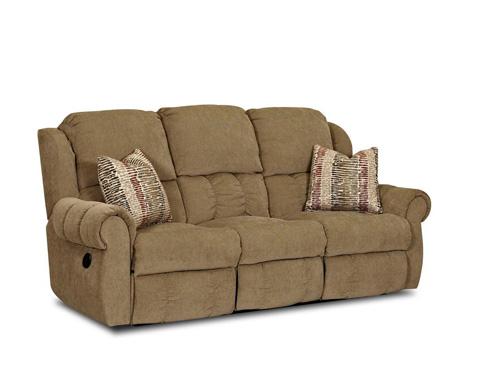 Klaussner Home Furnishings - Rowling Reclining Sofa - 80403 RS