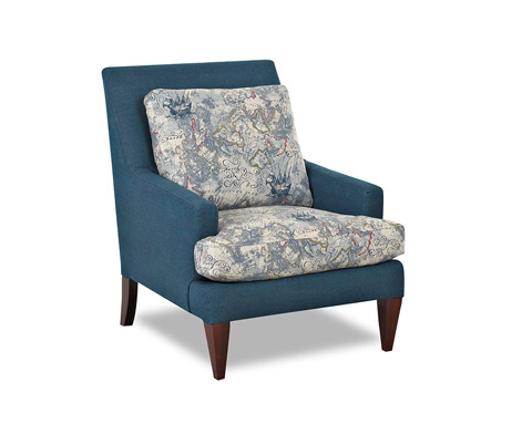 Klaussner Home Furnishings - Townsend Chair - D11030 C