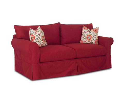 Klaussner Home Furnishings - Jenny Sofa - D16100 S