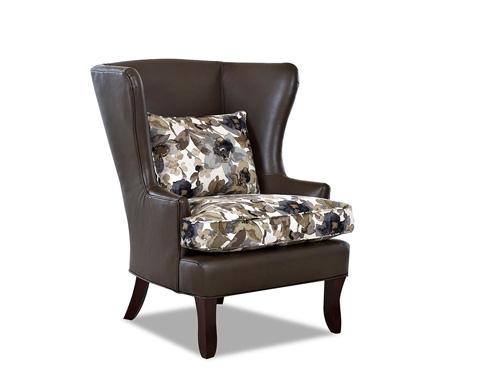 Klaussner Home Furnishings - Krauss Chair - D9400 C