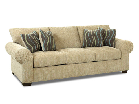 Klaussner Home Furnishings - Tiburon Sofa - K99000 S