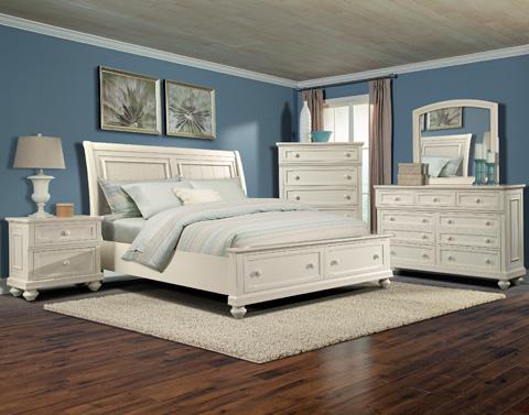 Klaussner Home Furnishings - Dresser - 411-650 DRES
