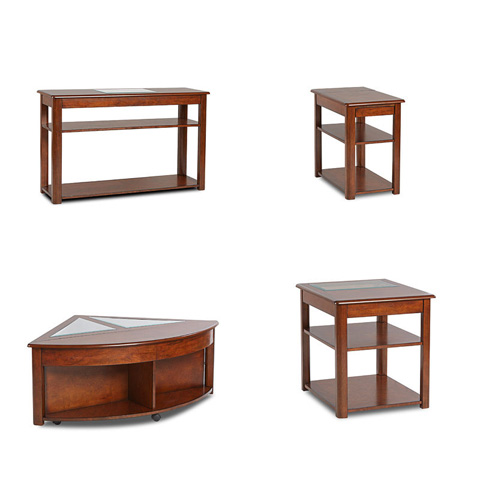 Klaussner Home Furnishings - End Table - 552-809 ETBL