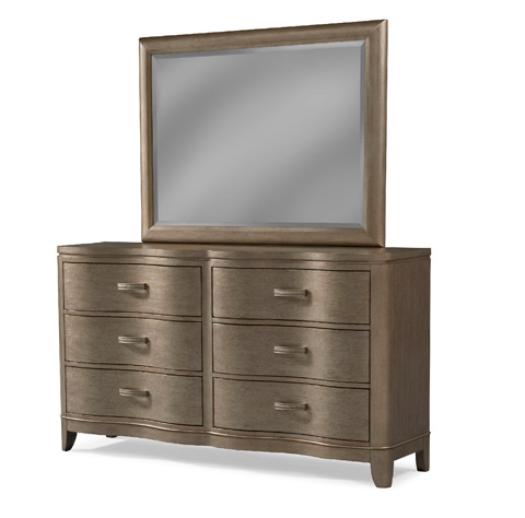 Klaussner Home Furnishings - Dresser - 974-650 DRES