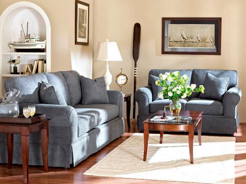 Klaussner Home Furnishings - Woodwin Sofa - B48930 S