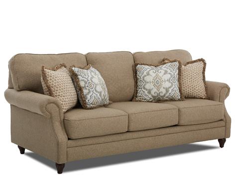 Klaussner Home Furnishings - Jeffrey Sofa - D69700 S