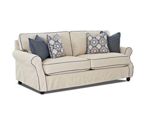 Klaussner Home Furnishings - Trisha Yearwood Tifton Sofa - D26100 S