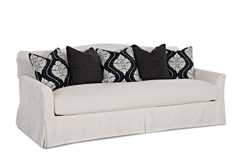Klaussner Home Furnishings - Leighton Sofa - D31100 S