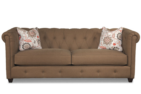 Klaussner Home Furnishings - Beech Mountain Sofa - D45200 S