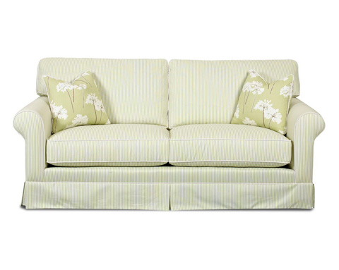 Klaussner Home Furnishings - Southern Shores Sofa - D46800 S