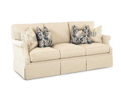 Klaussner Home Furnishings - Madam Chairman Sofa - D7012 S