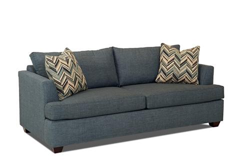 Klaussner Home Furnishings - Trisha Yearwood Jack Sofa - K49500 S
