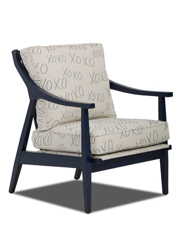 Klaussner Home Furnishings - Trisha Yearwood Lynn Chair - K934 OC
