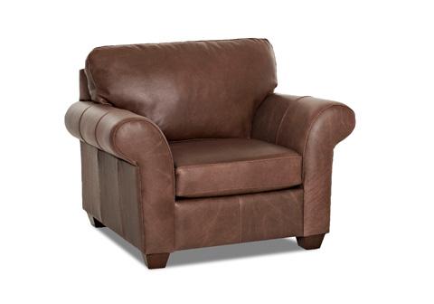 Klaussner Home Furnishings - Moorland Chair - LT11600 C
