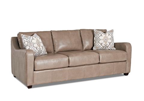 Klaussner Home Furnishings - Greer Sofa - LT29200AP S