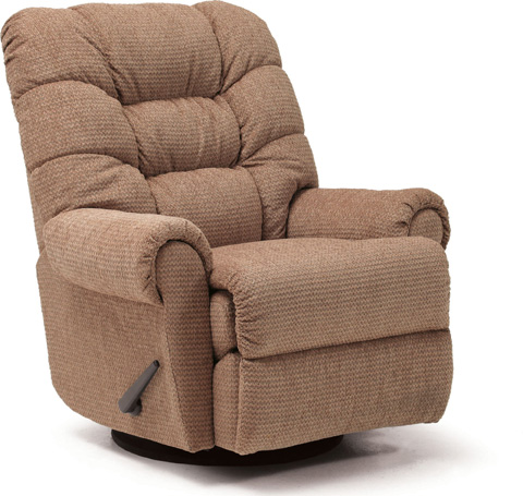 Lane Home Furnishings - Zip Glider Recliner - 2021