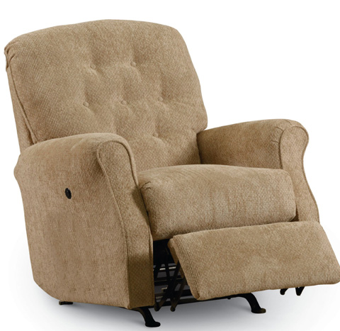 Lane Home Furnishings - Priscilla Glider Recliner - 2055