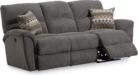 Lane Home Furnishings - Grand Torino Power Double-Reclining Sofa - 230-59