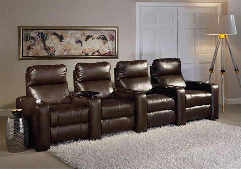 Lane Home Furnishings - End Zone Two Arm Recliner - 222-83