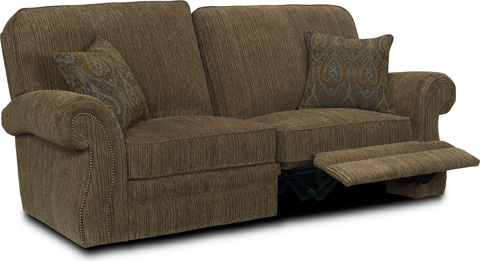 Lane Home Furnishings - Billings Double Reclining Sofa - 256-39