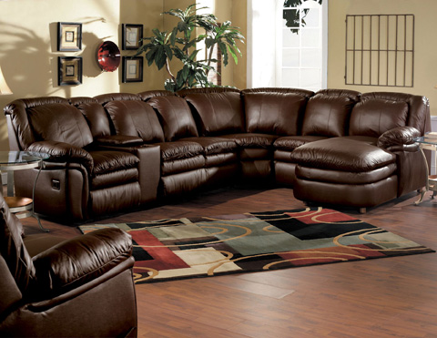 Lane Home Furnishings - Stallion Reclining Sectional - 232