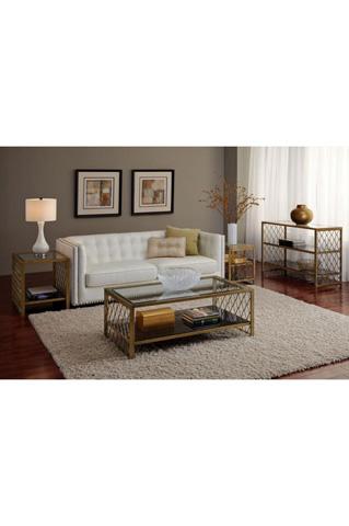 Laurel House Designs, Llc - Rectangular Cocktail Table - 170500-00