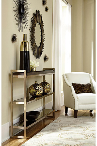 Laurel House Designs, Llc - Narrow Console Table - 220741-00