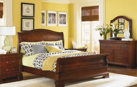 Legacy Classic Furniture - Evolution Dresser with Mirror - 9180 DRESSER MIRROR