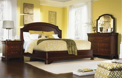 Legacy Classic Furniture - Evolution Three Drawer Nightstand - 9180-3100