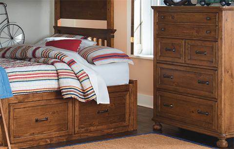 Legacy Classic Furniture - Drawer Chest - 3900-2200