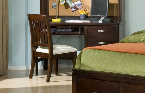 Legacy Classic Furniture - Desk Set - 9980-6100/6200