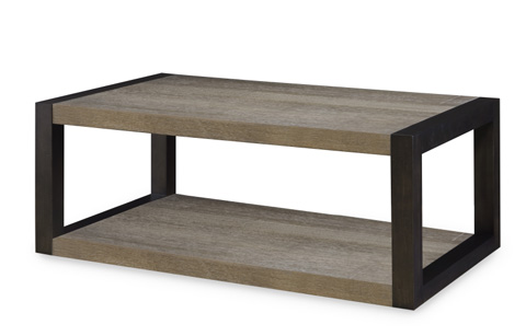 Image of Helix Rectangular Cocktail Table