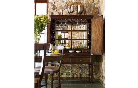 Legacy Classic Furniture - Bar Cabinet - 5200-155