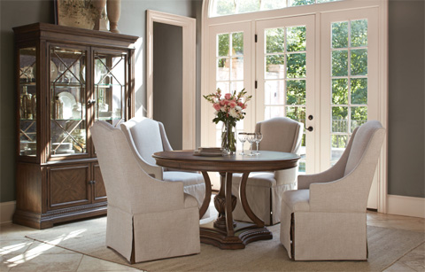 Legacy Classic Furniture - Display Cabinet - 5500-174K