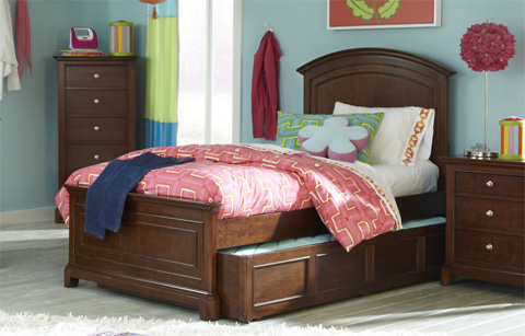 Legacy Classic Furniture - Twin Panel Bed - 2880-4103K
