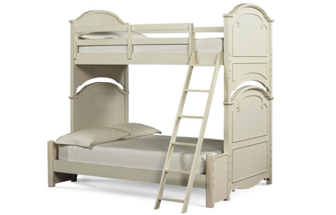 Legacy Classic Furniture - Twin Over Full Bunk Bed - 3850-8140K