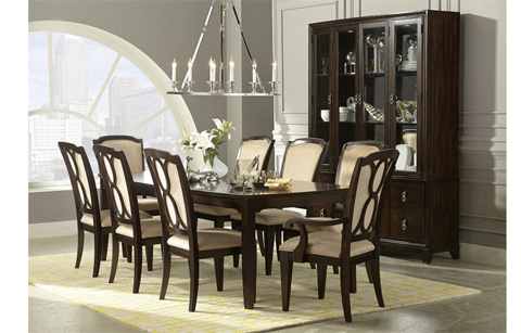 Legacy Classic Furniture - Side Chair - 4450-240 KD