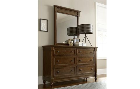 Legacy Classic Furniture - Vertical Mirror - 4920-0100
